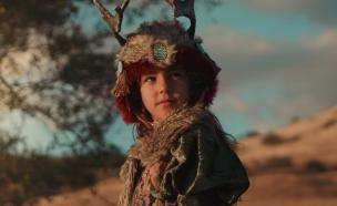 """אביגיל איילון בקליפ של """"Abigail"""" (צילום: עירא בלסקי, צילום מסך)"""