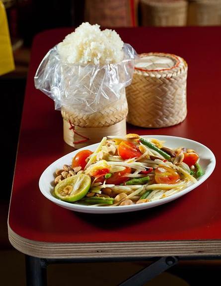 התאילנדית (צילום: בועז לביא)