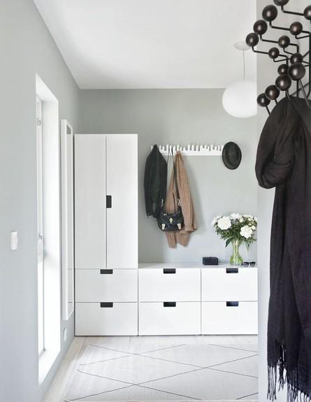 אחסון חורף, אחסון סגור ופתוח בעיצוב איקאה, ג, צילום decoracion (צילום: decoracion)