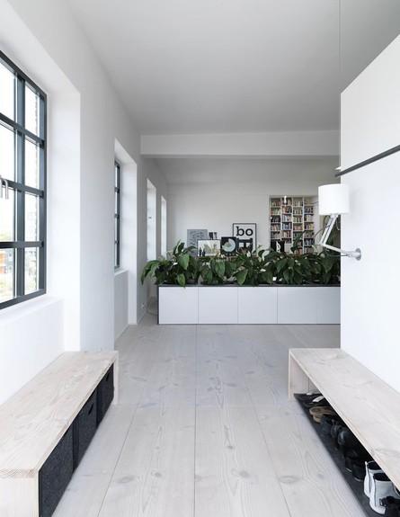 אחסון חורף, אחסן פתוח וסגור לנעליים בעיצוב Morten Bo Jensen, ג (צילום: מתוך פינטרסט)