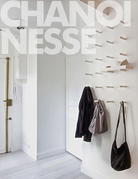 אחסון חורף, מתלים לא שגרתיים בעיצוב kalb lempereur (צילום: מתוך פינטרסט)