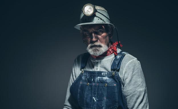 כורה פחם (אילוסטרציה: thinkstock)
