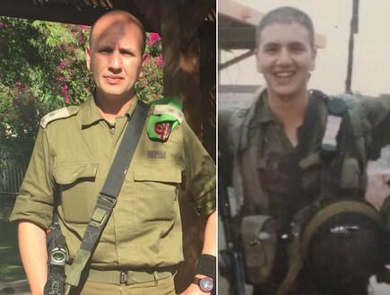 """מפקדי גדודי הבא""""חים (צילום: דובר צה""""ל, באדיבות גרעיני החיילים)"""