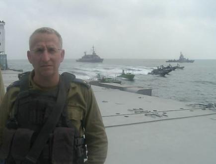"""מפקד חיל הים, האלוף רם רוטברג (צילום: דובר צה""""ל, באדיבות גרעיני החיילים)"""