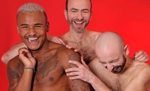 הבריטים שמעלים את המודעות לחיים עם HIV ואיידס (צילום: Chris Jespen למגזין FS)