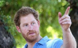 הנסיך הארי (צילום: אימג'בנק/GettyImages)