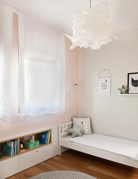 פנינית שרת, חדר ילדים גובה (צילום: גלית דויטש)