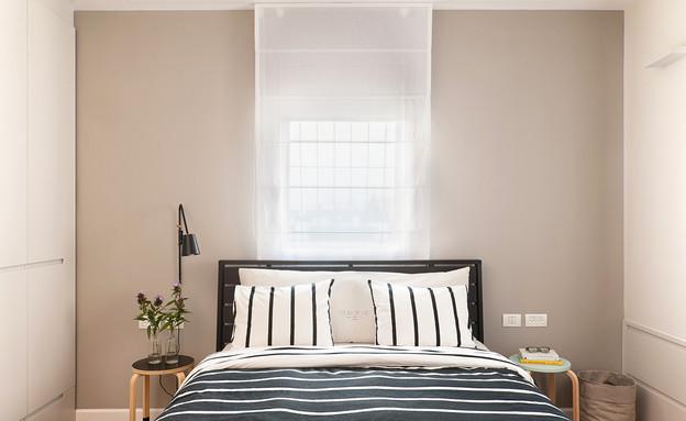 פנינית שרת, חדר שינה (צילום: גלית דויטש)