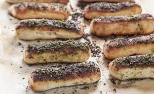 אצבעות לחם זעתר (צילום: אפיק גבאי, אוכל טוב)