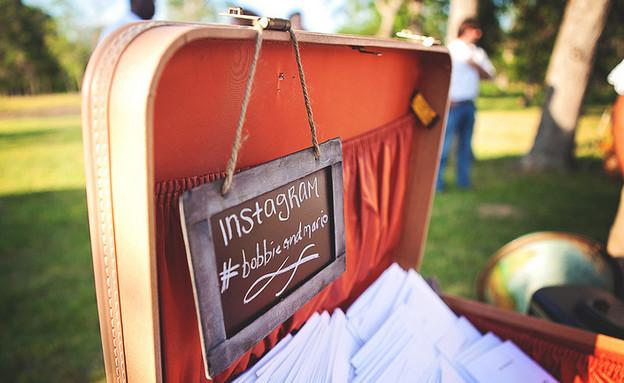 חתונות 13, האשטאג אישי במיוחד לאירוע (צילום: Brynne Owen,offbeatbri)