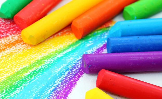 צבעים, צבעוני (צילום: Shutterstock, מעריב לנוער)