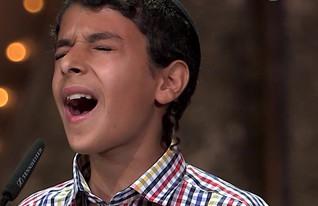 הצצה – האודישן של עוזיה (צילום: בית ספר למוסיקה- עונה 3, שידורי קשת)