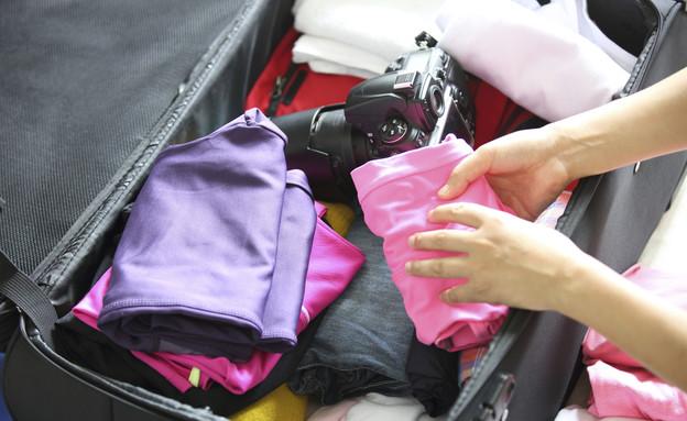 אריזת מזוודה (צילום: אימג'בנק / Thinkstock)