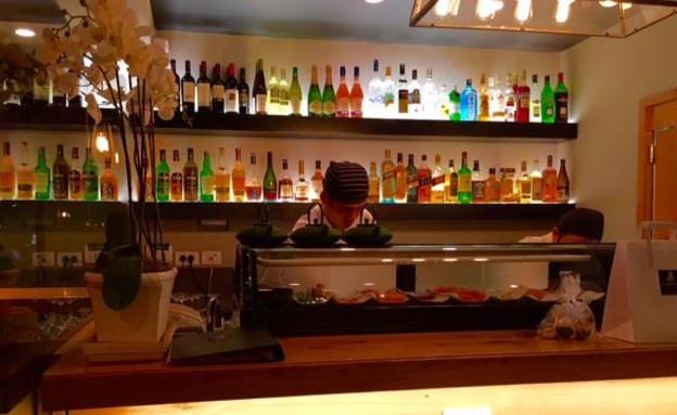 סושי רום הרצליה (צילום: ג'רמי יפה, אוכל טוב)