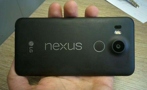 נקסוס 5X, Nexus 5X (צילום: אהוד קינן, NEXTER)