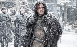 החורף הגיע (צילום: HBO)