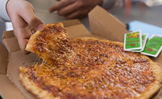פיצהfix (צילום: נמרוד סונדרס, אוכל טוב)
