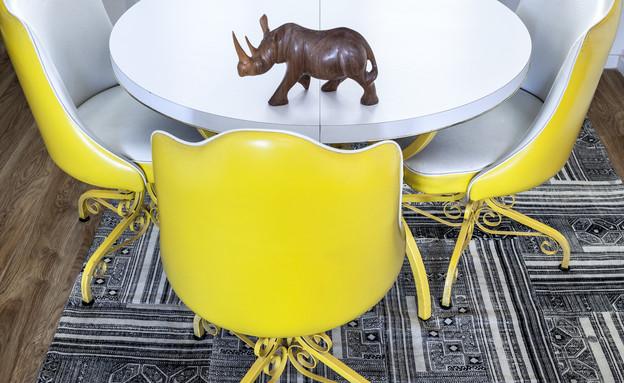 שולחן (צילום: עוזי פורת)
