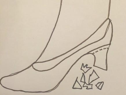 עינת נתן  שיימינג - ציור של יואב בן 13