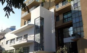 מלון דיאגילב לייב ארט, תל אביב (צילום: diaghilev.co.il)