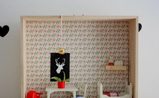 מגירות, בית בובות (3) (צילום: אפרת יפה)