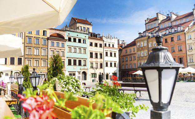 ורשה, פולין (צילום: אימג'בנק / Thinkstock)