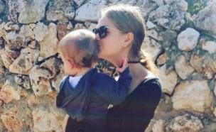 אסתי גינזבורג חושפת את הילד דצמבר 13
