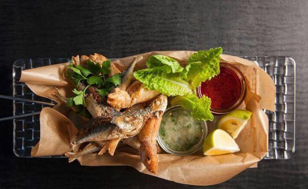 אגיסטארי דגים תל אביב (צילום: דניאל לילה,  יחסי ציבור )