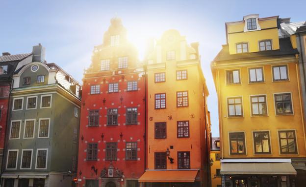 סטוקהולם, שוודיה (צילום: אימג'בנק / Thinkstock)
