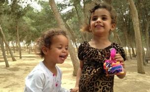 הבנות שנרצחו, רימאס ואסינאד (צילום: פאנט)