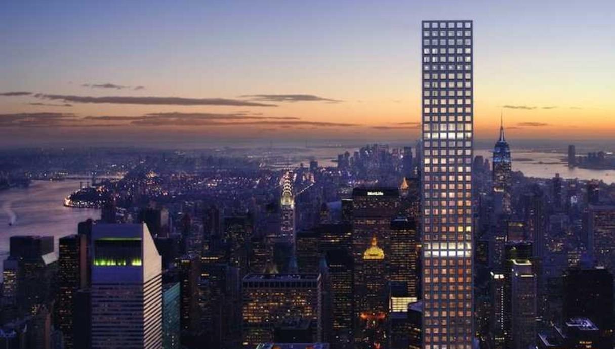 הבניין הגבוה בניו יורק, חוץ