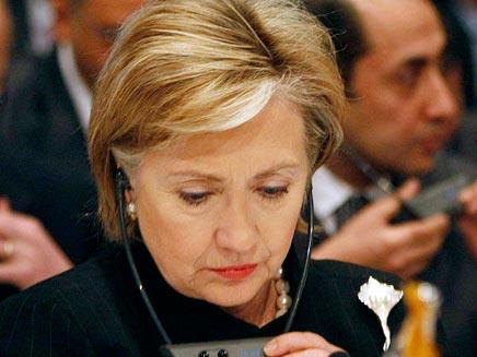 הילארי קלינטון שמרה הודעות מסווגות (צילום: רויטרס)