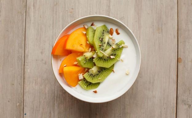 אתגר האוכל הבריא יוגורט (צילום: חיים יוסף, אוכל טוב)