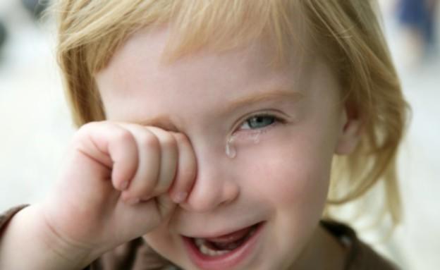 ילד בוכה (צילום: אימג'בנק / Thinkstock)