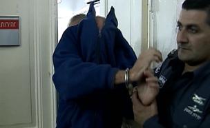 וטרינר חשוד שהזמין תקיפת וטרינר אחר (צילום: חדשות 2)
