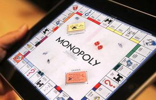 אפליקציית מונופול (צילום: צילום מסך)