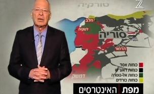 מפת האינטרסים: מי נגד מי בסוריה?