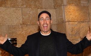 הוא כאן: סיינפלד בישראל (צילום: סיון פארג)