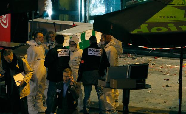 המחבלים הגיעו בדרכונים מזויפים (צילום: רויטרס)