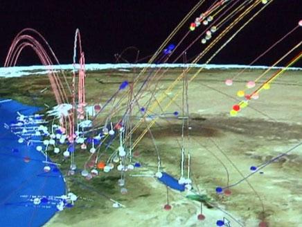 הדמיית שרביט קסמים (צילום: חדשות 2)