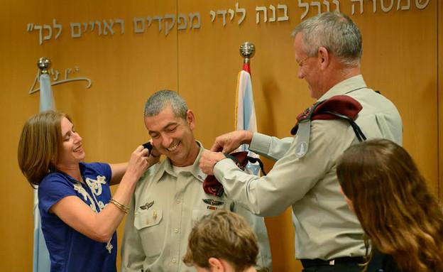"""אלוף פיקוד המרכז, רוני נומה (צילום: דובר צה""""ל, באדיבות גרעיני החיילים)"""
