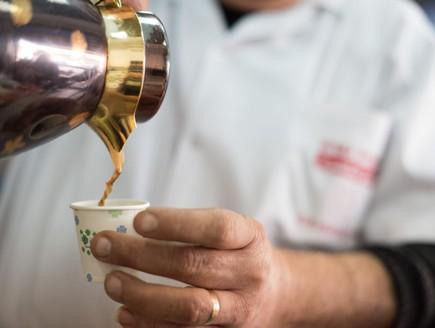 חומוס עימאד קפה