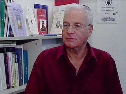 """ד""""ר יצחק קדמן, ארכיון (צילום: חדשות 2)"""