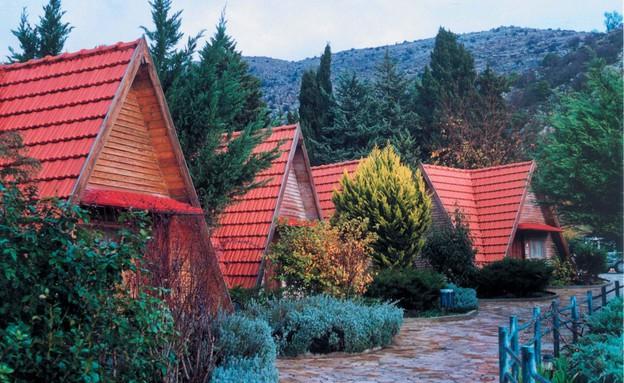 """כפר הנופש נווה אטי""""ב (צילום: בן פרידמן,  יחסי ציבור )"""