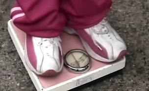 בעיות דימוי הגוף - כבר בגיל 6 (צילום: חדשות 2)
