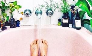 מציצים באינסטוש, חדרי רחצה (צילום: מתוך האינסטגרם של soak society)