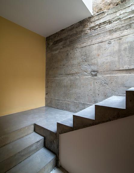 מדרגות (צילום: אילן נחום)