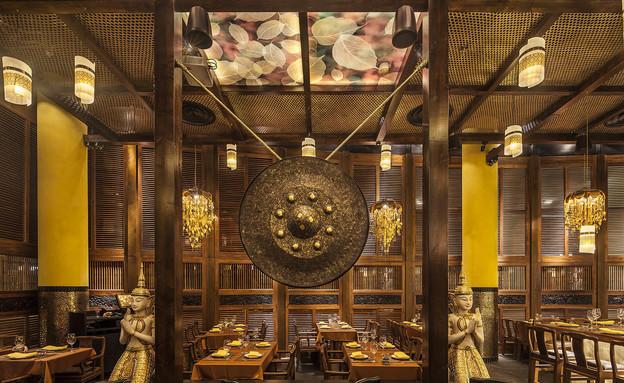 ניטן תאי חלל המסעדה (צילום: עמית גירון,  יחסי ציבור )