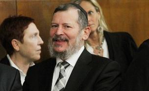 """""""גם דוד רוזן יודע שהוא הגזים"""" (צילום: עידו ארז, ynet)"""