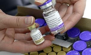 אזל החיסון נגד שפעת החזירים (צילום: רויטרס)